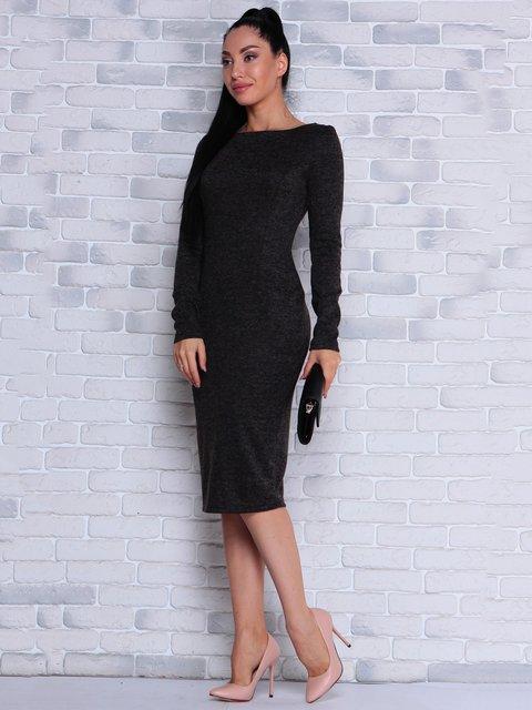 Сукня чорна Victoria Loks 3891752