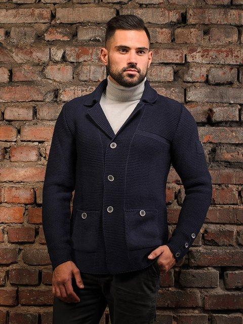 Пиджак темно-синий G-Rom 3892341