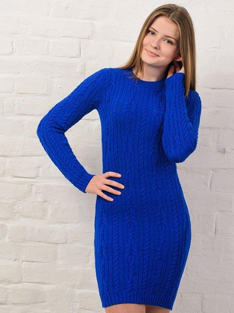 Платье синее G-Rom 3892357