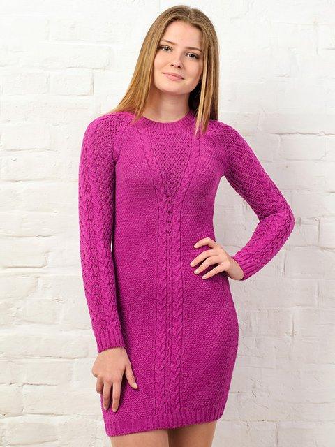 Платье малиновое G-Rom 3892364