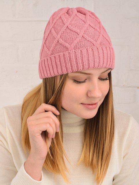 Шапка розовая G-Rom 3892395