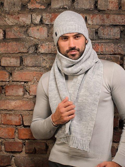 Комплект: шапка и шарф G-Rom 3892457