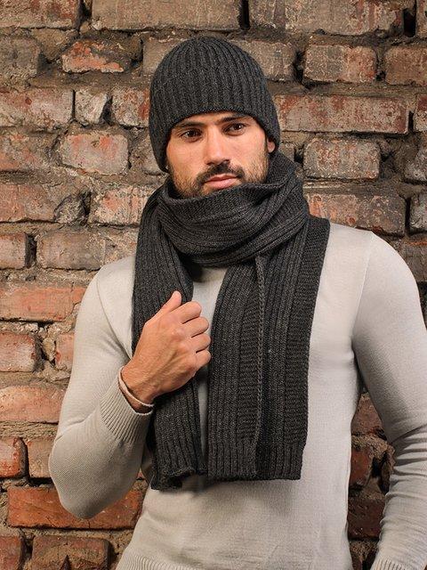 Комплект: шапка и шарф G-Rom 3892471