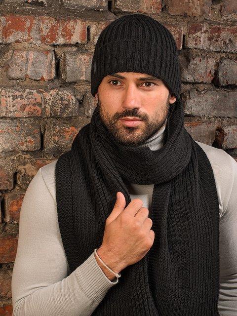 Комплект: шапка и шарф G-Rom 3892472