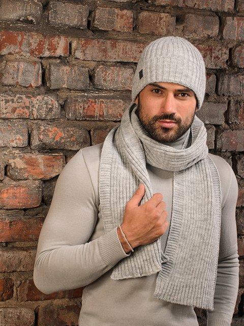 Комплект: шапка и шарф G-Rom 3892475