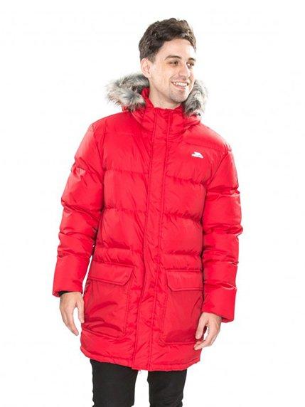 Куртка червона Trespass 3861928