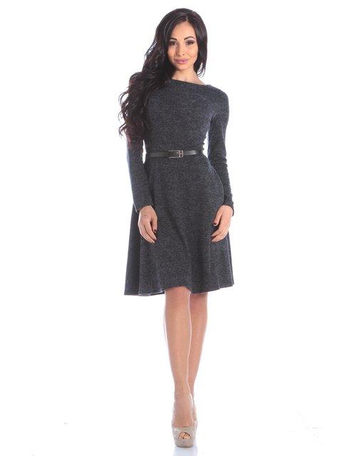 Сукня графітового кольору Laura Bettini 3895678