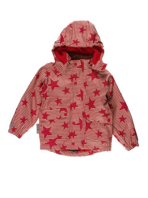 Термокуртка червона в смужку і зірки Ticket to Heaven 3878996