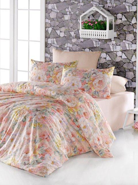 Комплект постельного белья полуторный Eponj Home 3900080