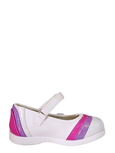 Туфли белые Шалунишка 3902606
