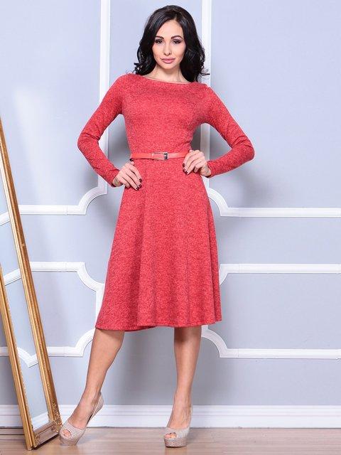 Сукня червона Laura Bettini 3904081