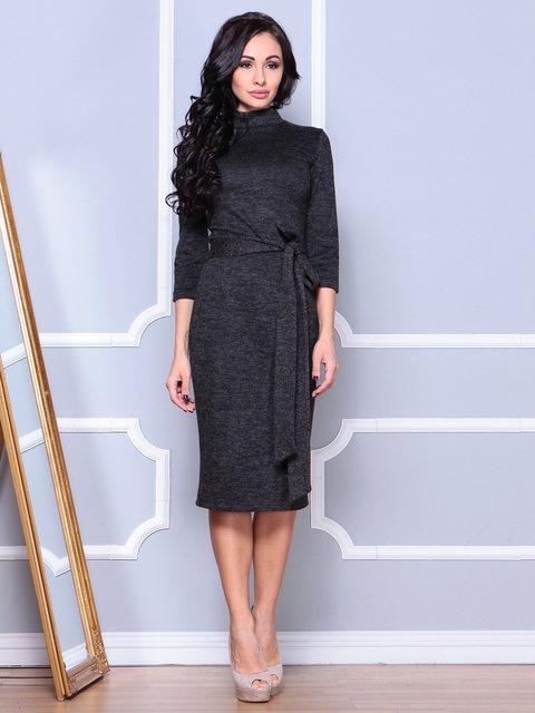 Сукня чорна Laura Bettini 3904084