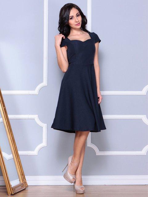 Сукня темно-синя Dioni 3904107