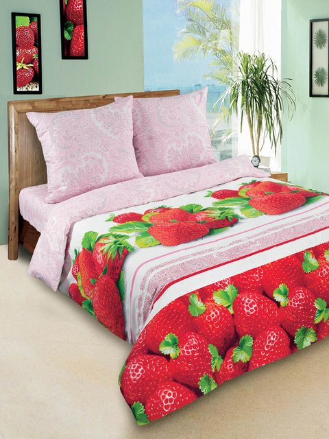 Комплект постельного белья двуспальный LOTUS 3900464