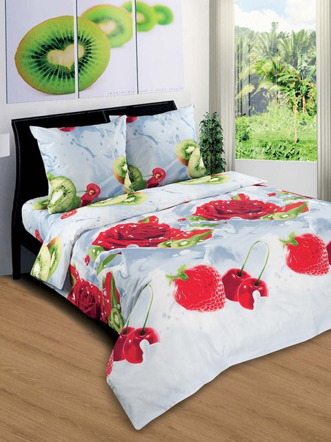 Комплект постільної білизни двоспальний (євро) LOTUS 3900550