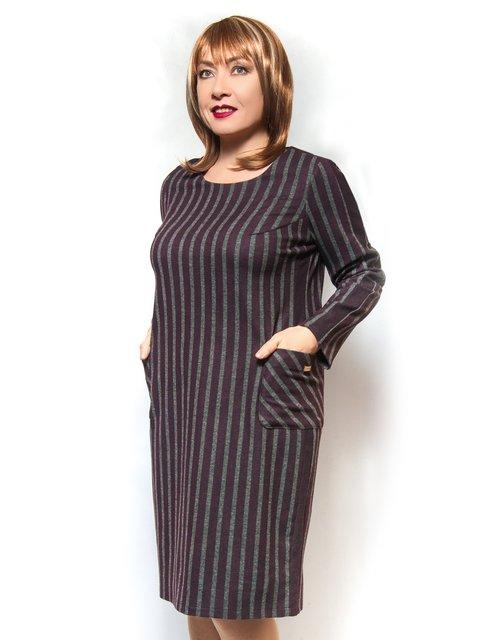Платье в полоску LibeAmore 3906808