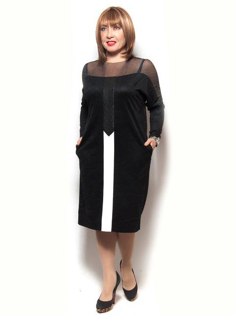 Платье черное LibeAmore 3906829