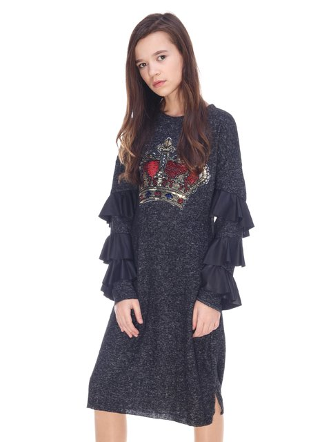 Платье черное Marions 3863643