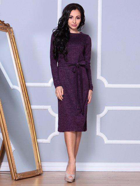 Сукня кольору марсала Laura Bettini 3908199