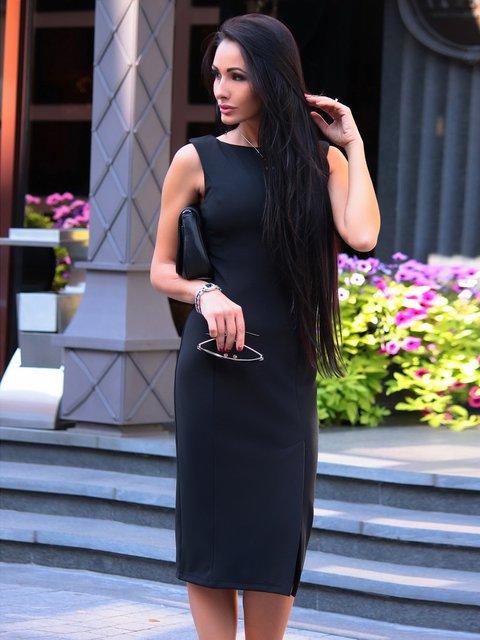 Платье черное Laura Bettini 1469083