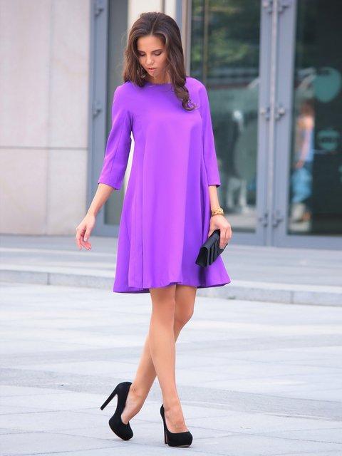 Сукня фіалкового кольору Laura Bettini 2056839