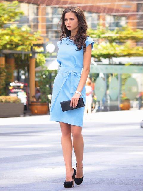 Сукня блакитна Laura Bettini 2408888