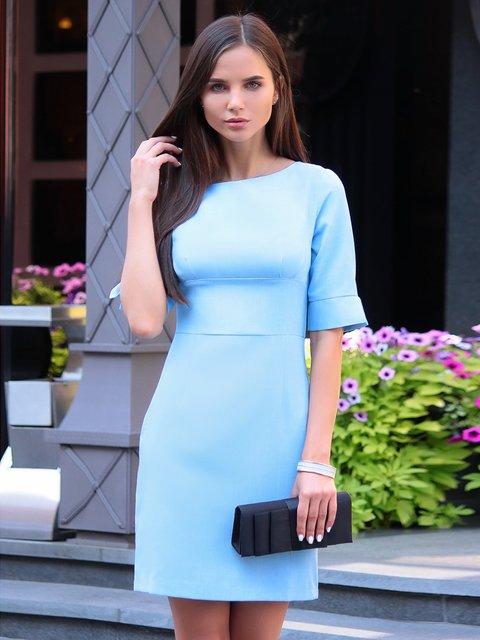 Сукня блакитна Laura Bettini 2434439