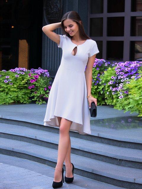 Сукня бежева Laura Bettini 2461877