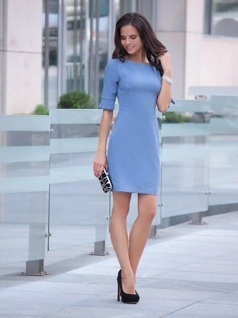Сукня світло-бузкова Laura Bettini 2844931