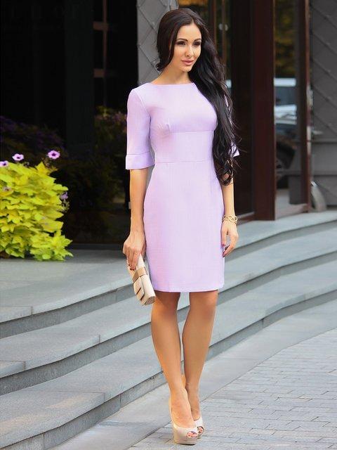 Сукня світло-фіалкова Laura Bettini 2995876