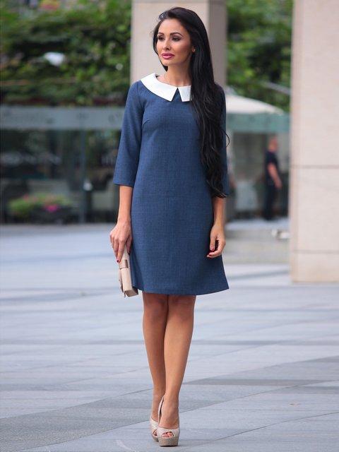 Платье темно-синее Laura Bettini 3596246