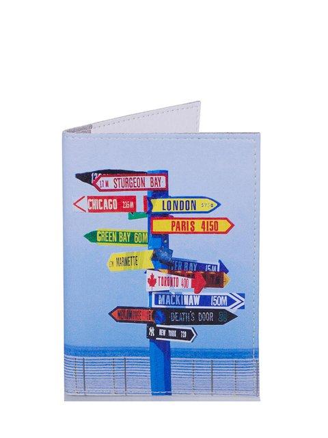 Обкладинка для паспорта PASSPORTY 3912606