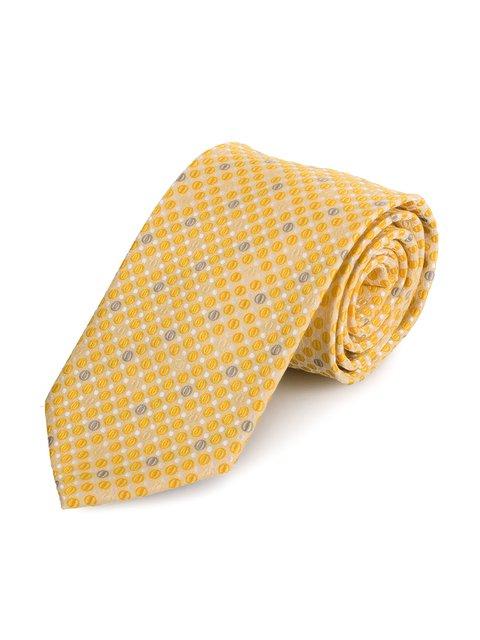 Галстук желтый SCHONAU & HOUCKEN 3914879