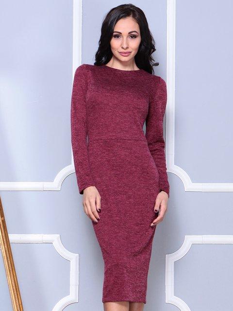 Сукня бордова Laura Bettini 3908415
