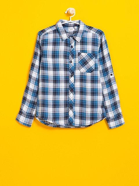 Рубашка в клетку Oviesse 3785509