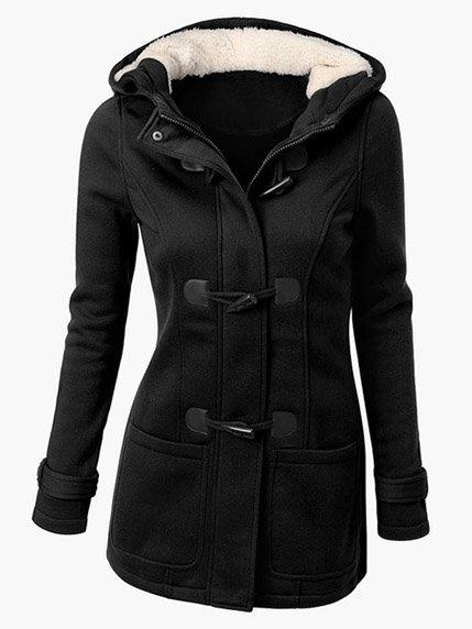 Куртка черная LaNoo 3922626