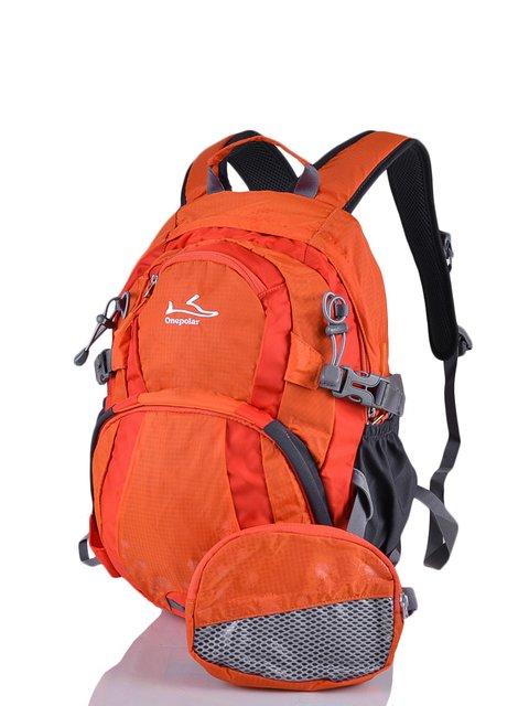 Рюкзак помаранчевий ONEPOLAR 3924322