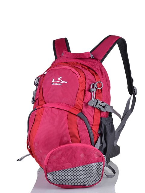 Рюкзак малиновий ONEPOLAR 3924380
