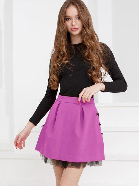 Юбка фиолетовая Gepur 3920060