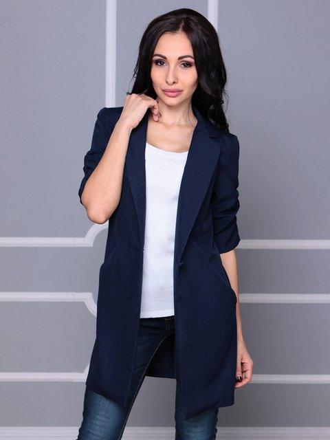 Кардиган темно-синій Laura Bettini 3926385