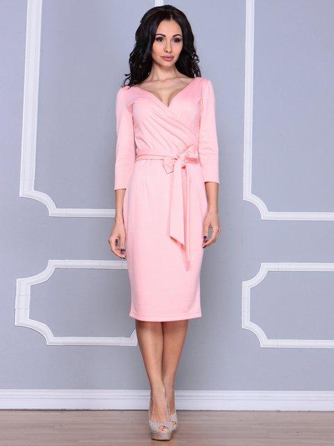 Сукня персикового кольору Laura Bettini 3926401