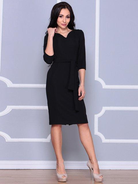 Платье черное Laura Bettini 3926408