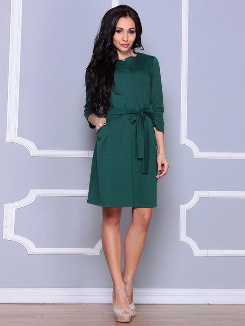 Сукня смарагдового кольору Laura Bettini 3926412