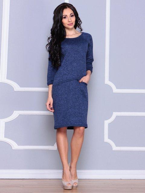 Сукня синя Laura Bettini 3926415