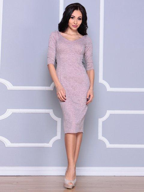 Платье персикового цвета Laura Bettini 3926429