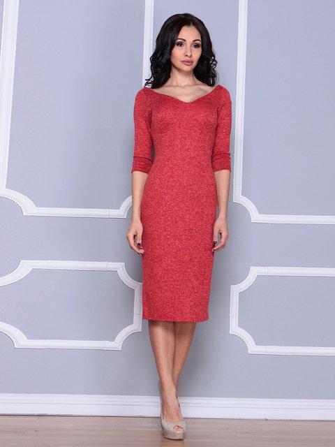 Платье красное Laura Bettini 3926430