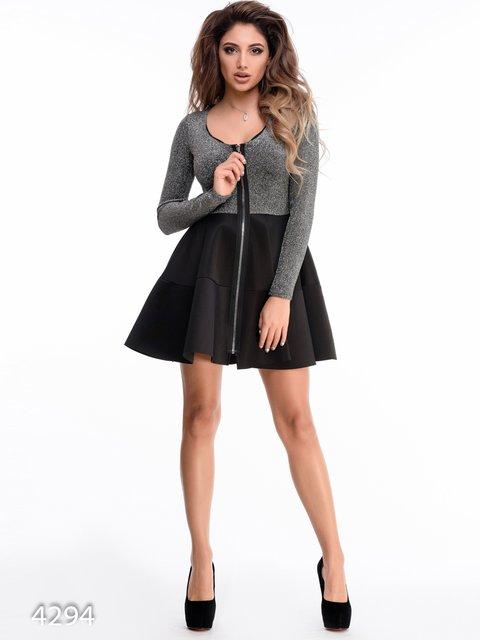 Сукня чорна Magnet 3931673