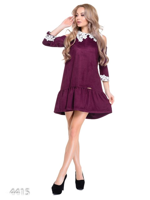 Сукня фіолетова Magnet 3931694