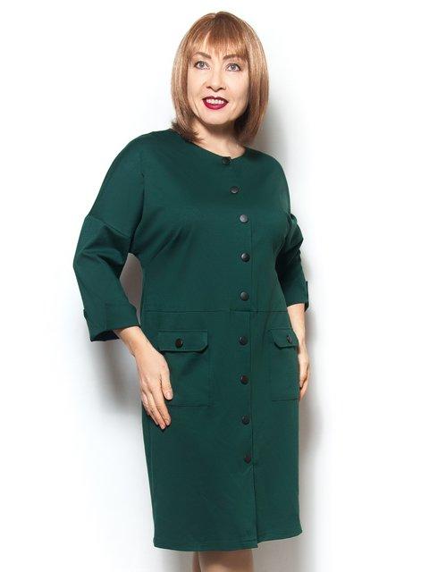 Платье зеленое LibeAmore 3936461