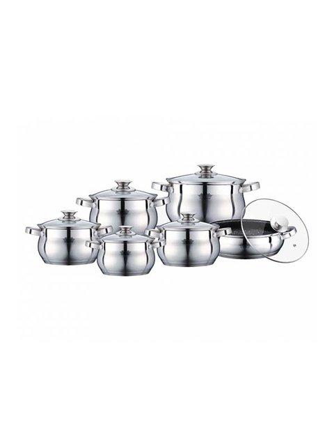 Набір посуду (12 предметів) Peterhof 3938497